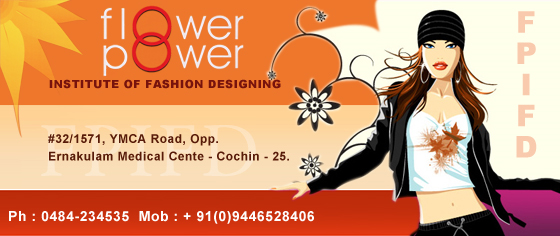 Flower Power Institute Of Fashion Designing Cochin Ernakulam India 682525 Kerala Yellow Pages